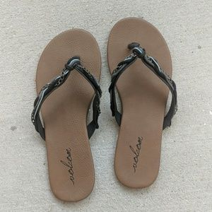 Like new sandals from volcom